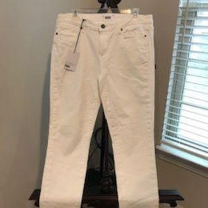 Paige women's white jeans